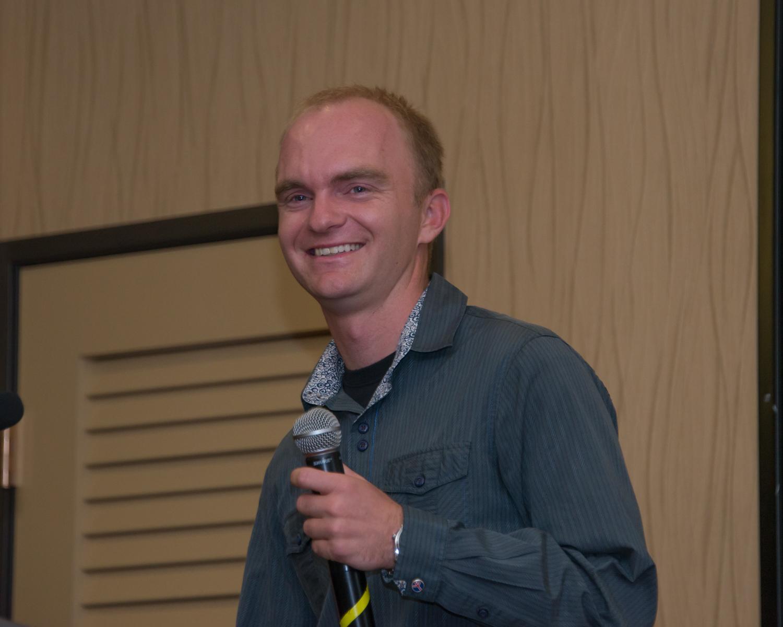 Keynote speaker, Noah Strycker