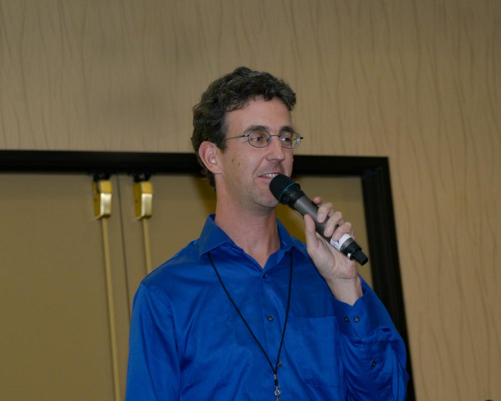 Keynote Speaker, Nathan Pieplow