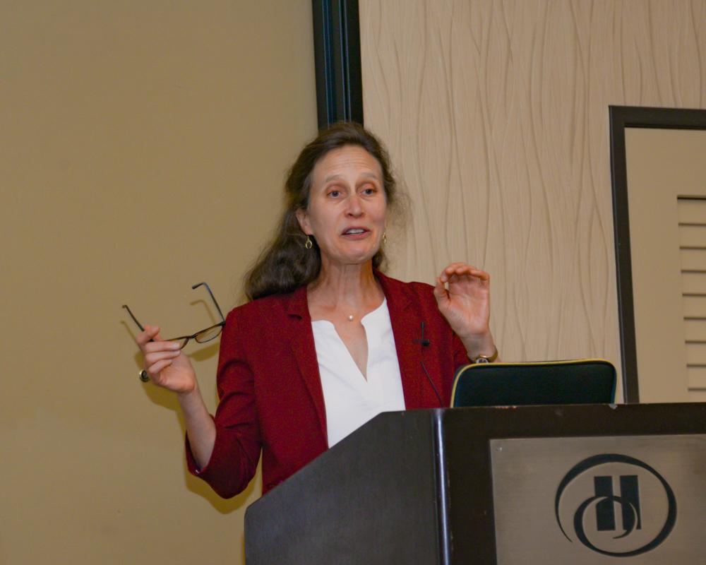 Keynote Speaker, Jennifer Ackerman